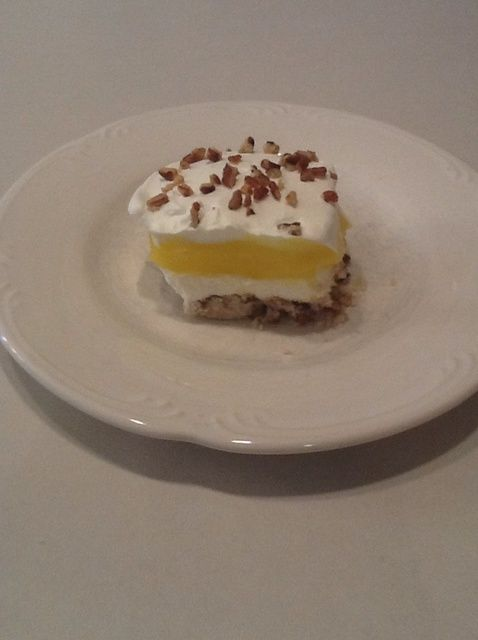 Cómo hacer Luscious Limón Delight Receta