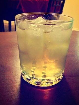 Ahora tienes un cóctel muy refrescante para los días de verano calurosos y noches largas. :)