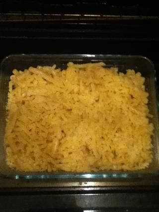 Espolvorear resto del queso.