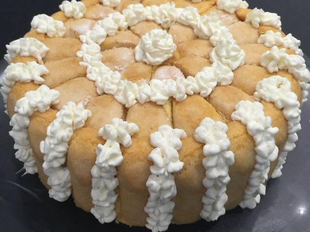 Cómo hacer Malakoff Torte (una especialidad austriaca) ???????????? Receta