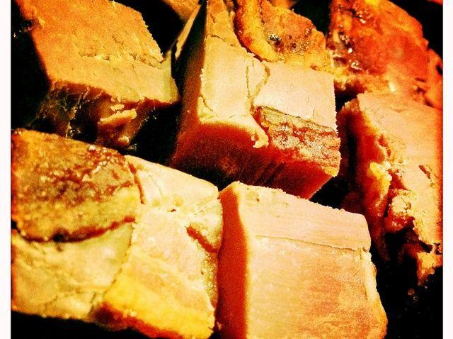Cómo hacer arce tocino Fudge Receta