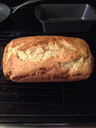 Voila! Usted tiene su pan se enfríe durante un tiempo :)