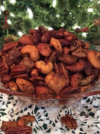 ?????? ¡Disfrutar! ?????? Nueces confitadas deliciosas y merienda mezcla!