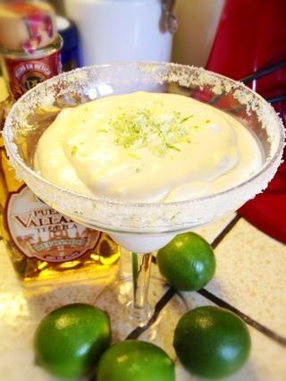 Refrigere la mousse durante unas 4 horas y ya está listo para ser servido! ¡Disfrutar!