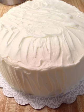Se puede decorar un pastel para un amigo. O...