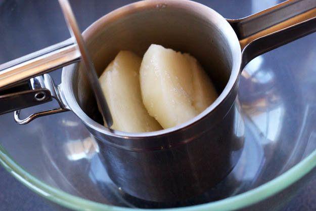 Cómo hacer puré de papas   Puré de patata Receta