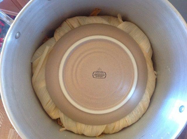 Cómo hacer de México Tamales de Carne Receta