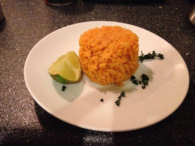 Cómo hacer la receta de Arroz Mexicano