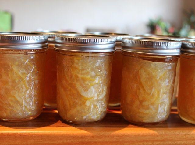 Cómo hacer Meyer limón Mermelada Receta