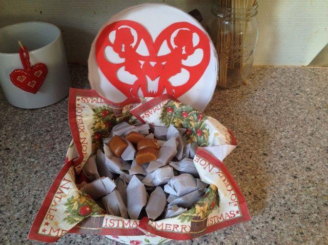 Cómo hacer Microondas Caramelos Receta