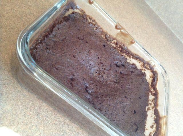Cómo hacer Microondas Mocha Receta de la torta