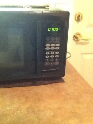 Establecer hora cocer durante 1 minuto. Presiona comenzar.
