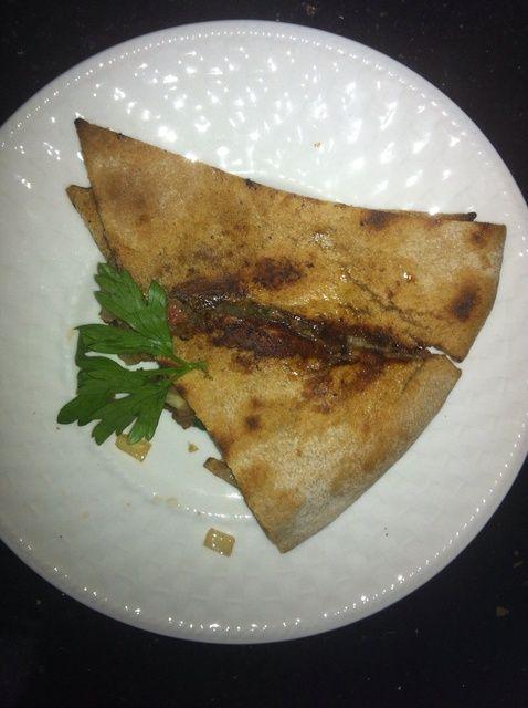 Cómo hacer rellena de carne bolsillos Pita del Medio Oriente (Anayes) Receta