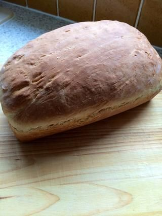 Puedes't beat the smell of freshly baked homemade bread!