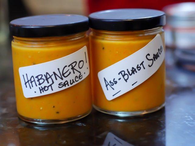 Cómo hacer abrumadoramente Gran Habanero Salsa Receta