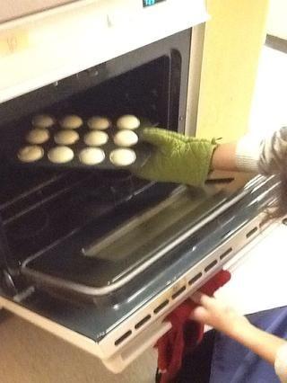Retire del horno