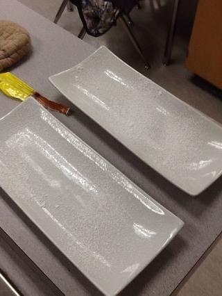 Colocar en el plato deseado. (Añadir el azúcar en polvo para un efecto profesional