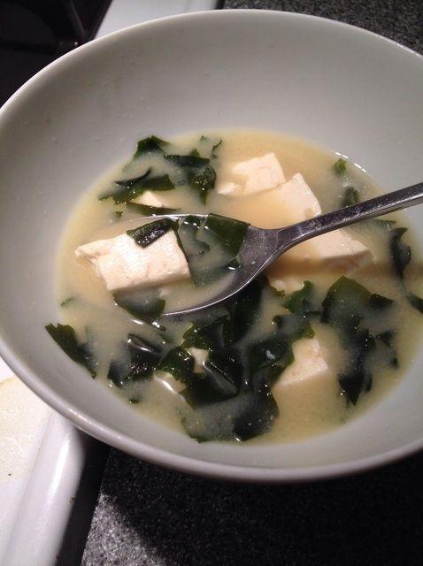 Cómo hacer sopa de miso -
