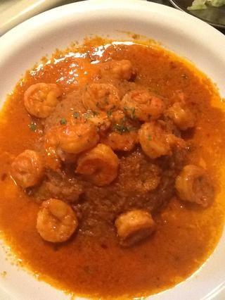 Y aquí está el plato terminado. Debe ser comida caliente. Ello's so good.. Enjoy