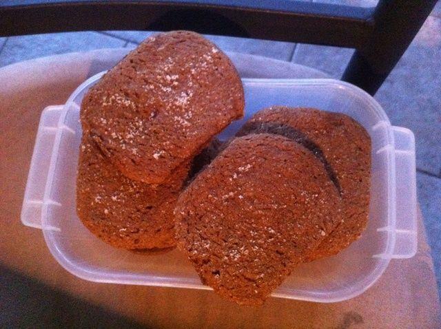 Cómo hacer Melaza Spiced Receta de las galletas