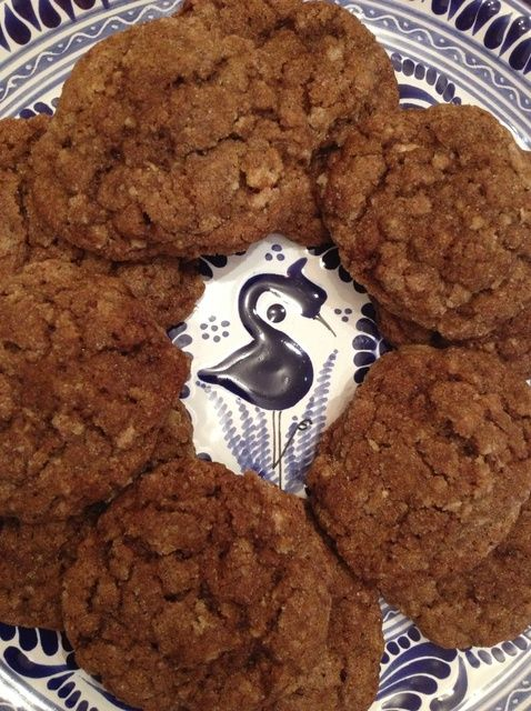 Cómo hacer mamá's Molasses Cookies Recipe