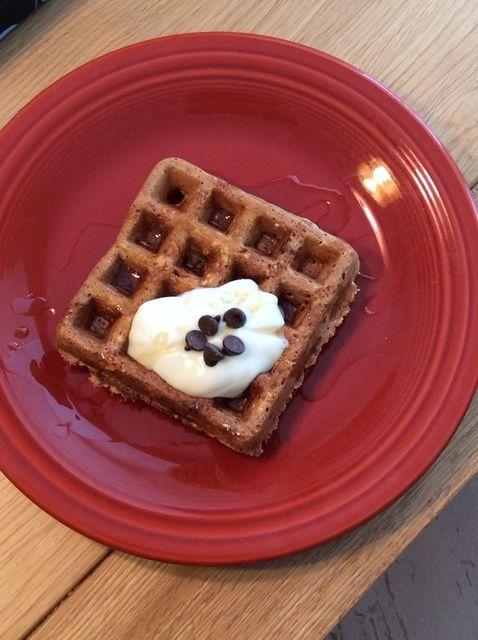 Cómo hacer (Parcialmente) vegano plátano Waffles De Receta de Scratch