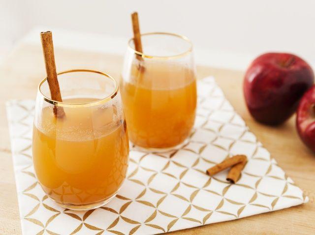 Cómo hacer Mulled sidra de manzana Receta