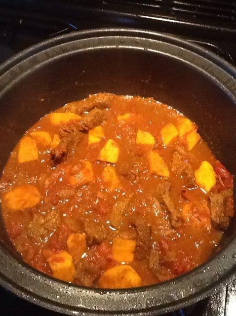 Cómo hacer que mi Básico Receta Curry Beef