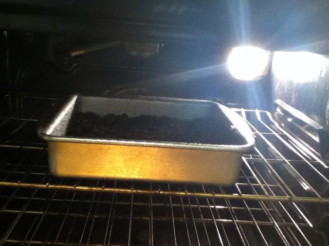 Póngalo en el horno durante 11 minutos.