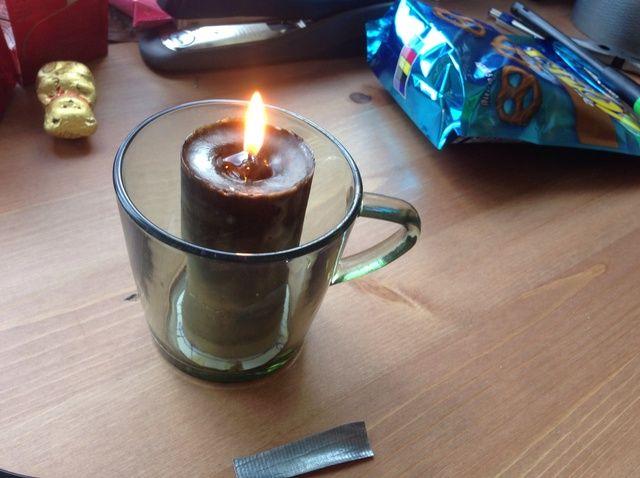 Cómo hacer nuevas velas de Antiguos