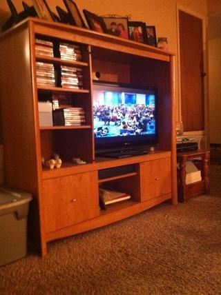 Ver la televisión: D