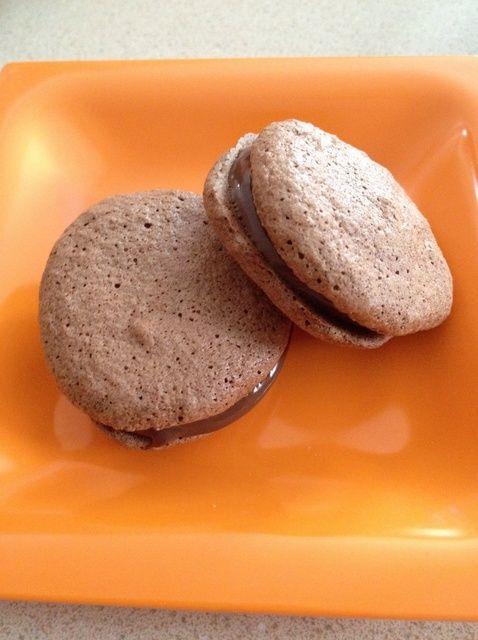 Cómo hacer Nutella Galletas Receta