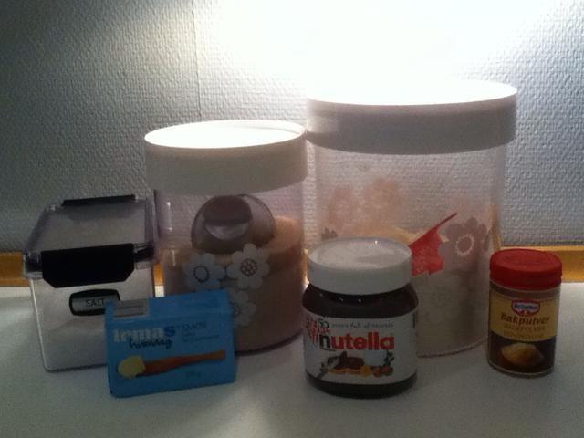 He aquí los ingredientes que se necesitan ...