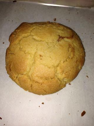 Hornea las galletas en 400F durante 12 minutos lo que les permite apenas comienzan dorar.