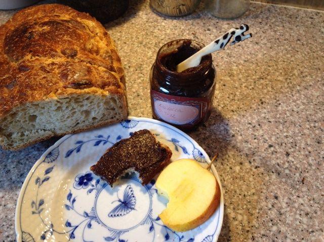 Cómo hacer Nutella Receta