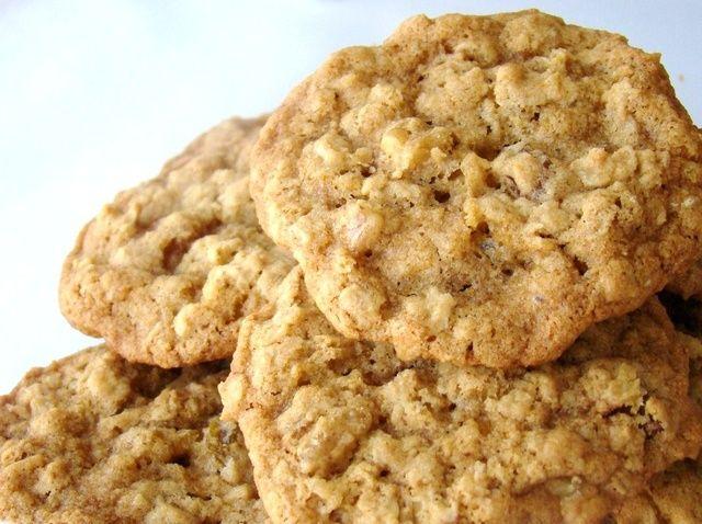 Cómo hacer galletas de avena Receta