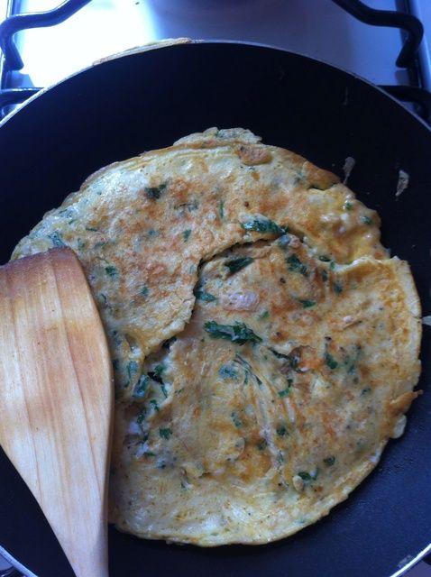 Cómo hacer harina de avena tortilla Receta