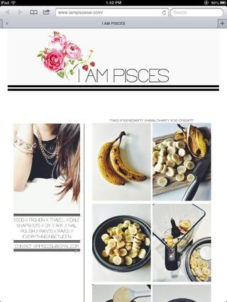 Para más recetas y otras cosas divertidas, visite mi blog, iampiscesw.com Gracias por ver!