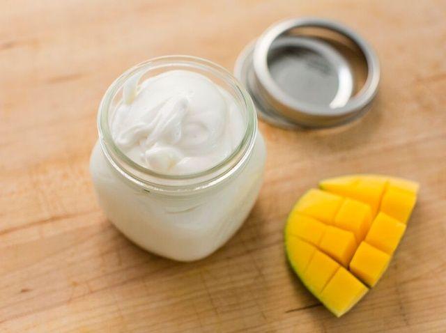 Cómo hacer Naranja Mango Body Butter