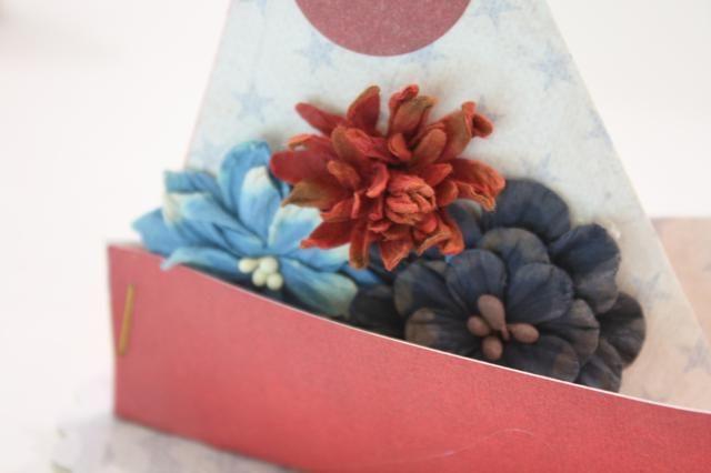 Cierre plano de las flores Petaloo