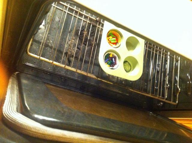 A continuación, poner en el horno durante unos 20 minutos a 250 grados.