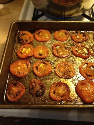 Viola ! : D Horno asados tomates!