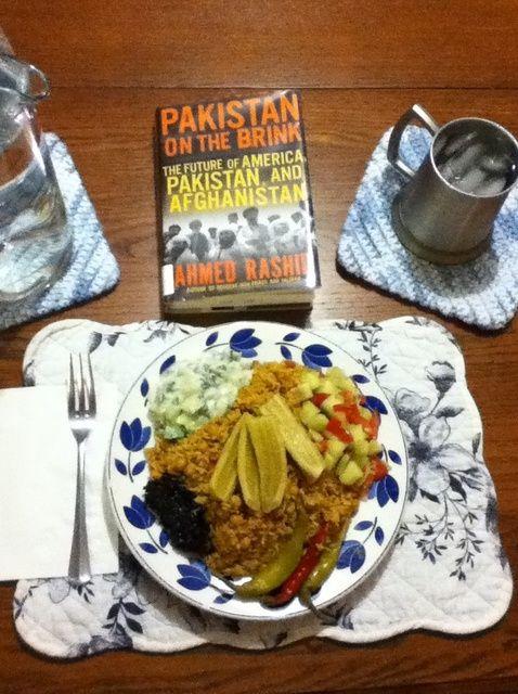 Cómo hacer paquistaní Pilaf Receta