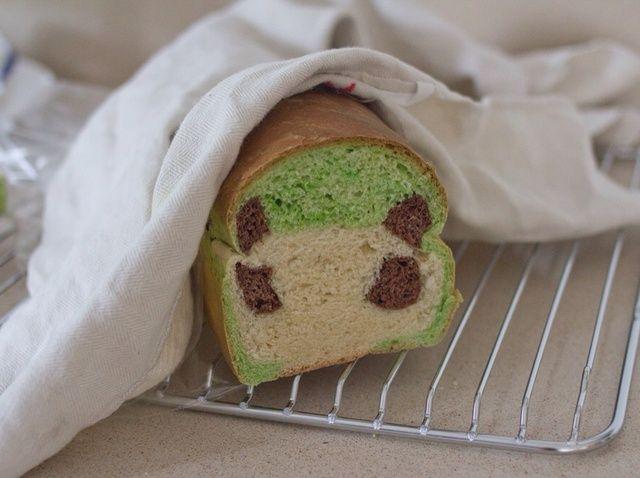 Cómo hacer Panda Receta del pan