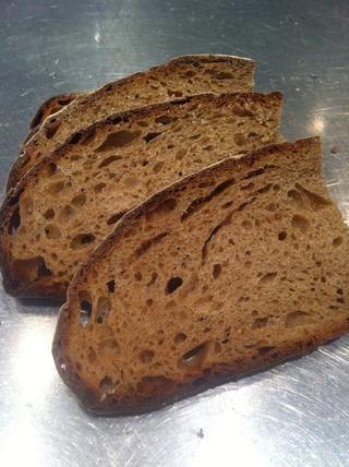 ¡Pan de molde!