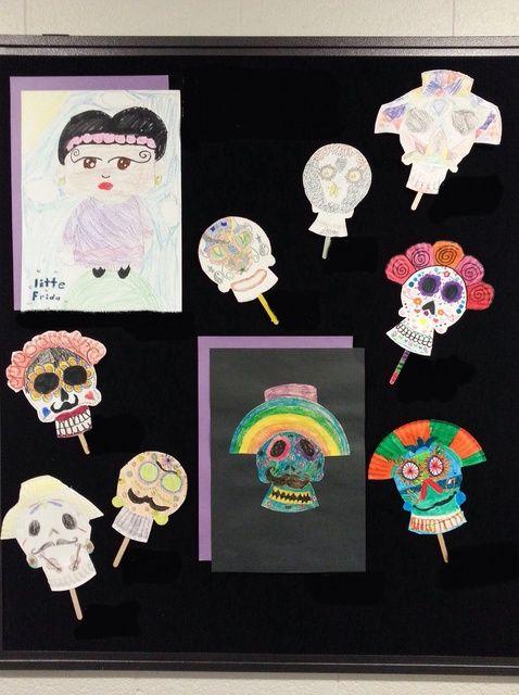 Cómo hacer Plato de papel Día de los Muertos máscaras!
