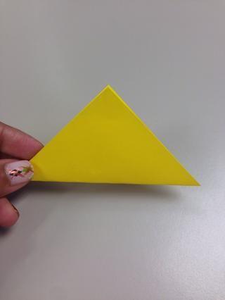Doblar diagonalmente