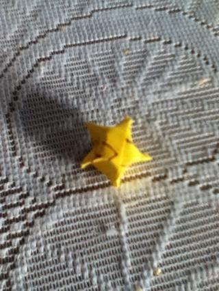 Y habrá un patrón en estrella!