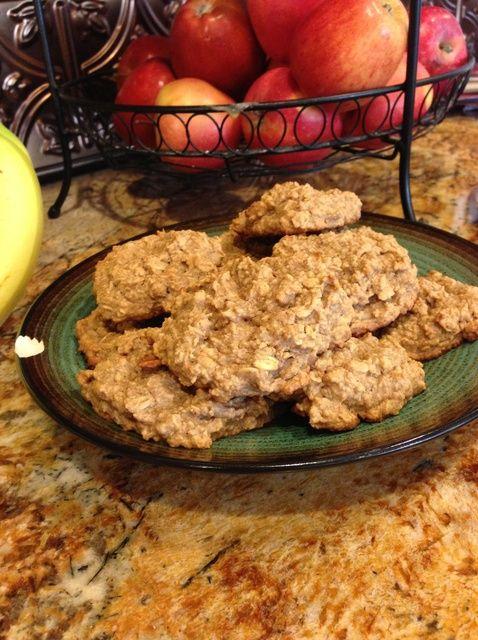 Cómo hacer mantequilla de coco galletas de avena! Receta