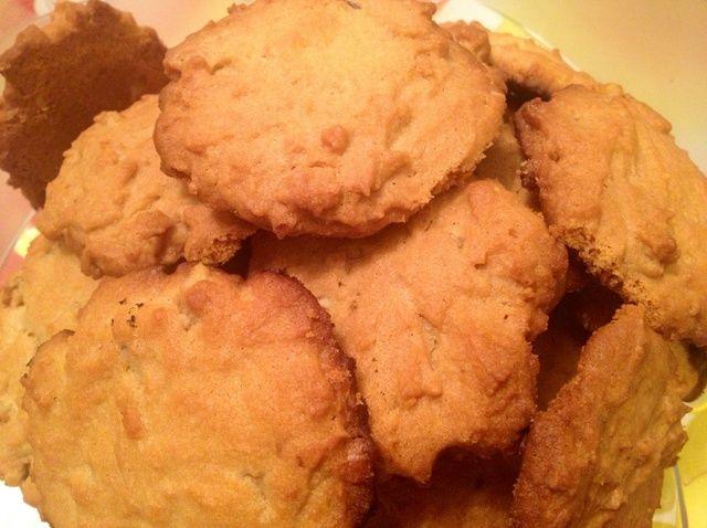 Cómo hacer mantequilla de nuez Receta de las galletas